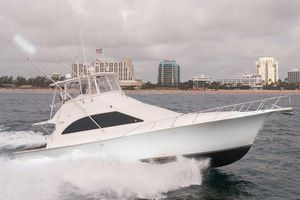 Used Ocean Yachts Super Sport Saltwater Fishing Boat For Sale