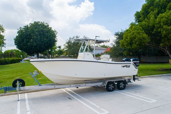 Used Mako 234 Center Console Center Console Fishing Boat For Sale