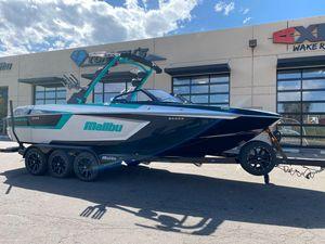 New Malibu 24 MXZ Ski and Wakeboard Boat For Sale