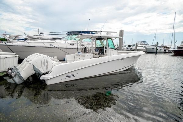 Used Boston Whaler 350 Outrage Sports Fishing Boat For Sale