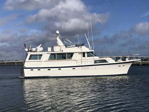 Used Hatteras 58 Motoryacht Motor Yacht For Sale