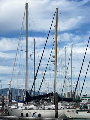 Used Olympic Ketch Sailboat For Sale