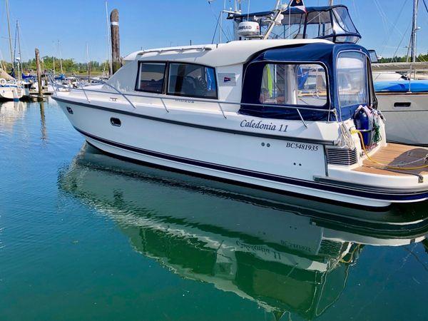 Used Nimbus 365C Cruiser Boat For Sale