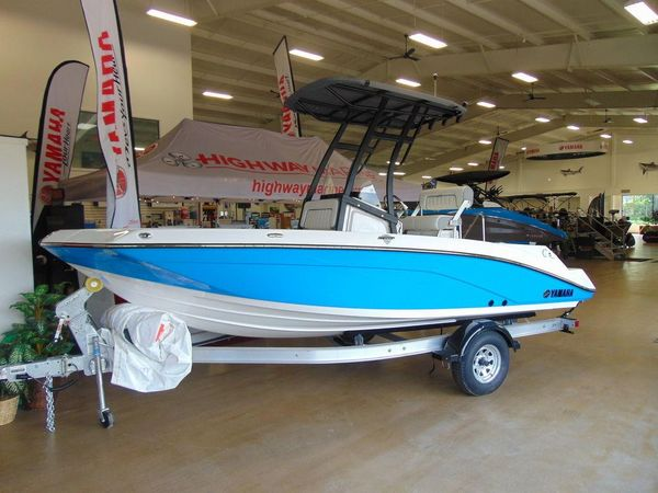 New Yamaha Boats 190 FSH Sport Bowrider Boat For Sale