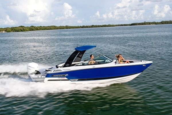New Monterey 275SS Express Cruiser Boat For Sale