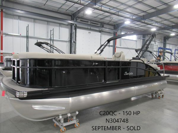 New Barletta C20QC - SPORT Pontoon Boat For Sale