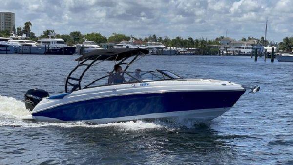 Used Rinker Q5 OB Bowrider Boat For Sale