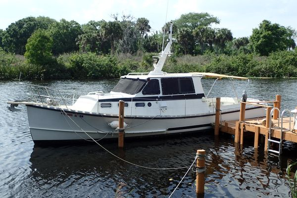 Used Martin Lobster Yacht Lobster Fishing Boat For Sale
