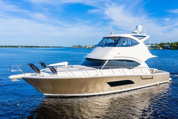 Used Riviera 53 Flybridge Convertible Fishing Boat For Sale