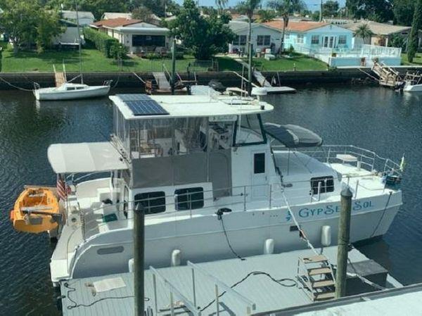 New Endeavour Catamaran 40 Pilot House Pilothouse Boat For Sale