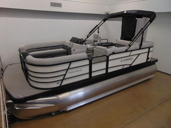 New Godfrey Sweetwater 2086 Cruise Pontoon Boat For Sale