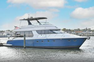Used Carver 57 Voyager Motor Yacht For Sale