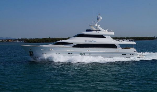 Used Horizon C32 Acert Motor Yacht For Sale