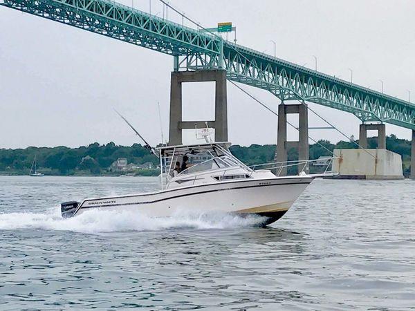 Used Grady-White Marlin Cuddy Cabin Boat For Sale