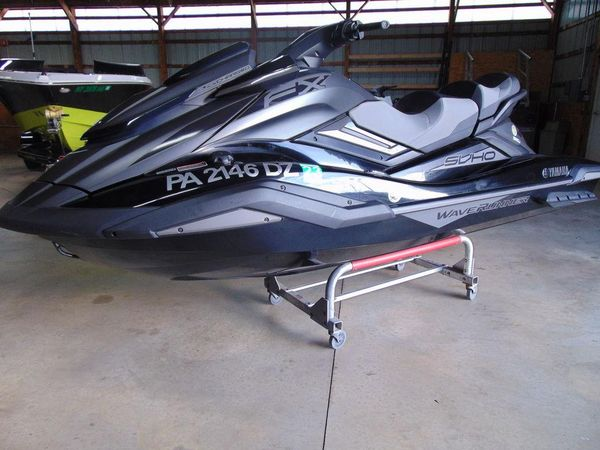 Used Yamaha Waverunner FX Cruiser SVHO® Personal Watercraft Boat For Sale
