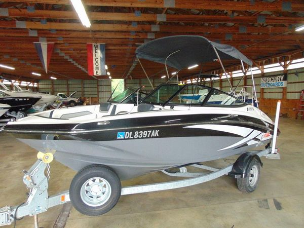 Used Yamaha Boats SX195 Bowrider Boat For Sale
