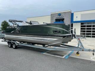 New Tahoe 2485 LTZ Elite Pontoon Boat For Sale