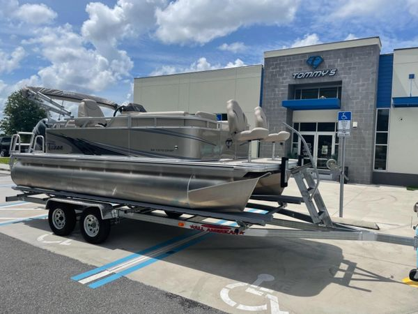 New Tahoe 1875 Sport Cruise Bow Fish Pontoon Boat For Sale