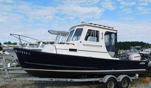 Used Eastern 22 Cuddy Cabin Cuddy Cabin Boat For Sale