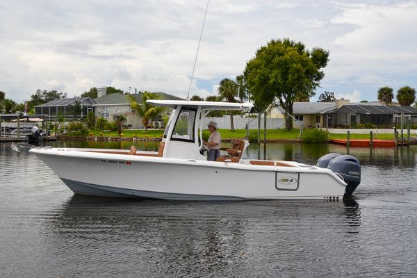 Used Sea Hunt Gamefish 25 Saltwater Fishing Boat For Sale