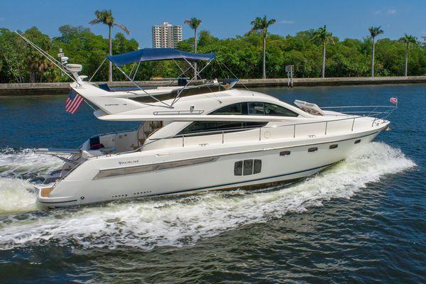 Used Fairline 48 Flybridge Boat For Sale