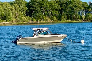 Used Pursuit DC 265 Saltwater Fishing Boat For Sale