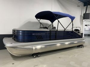 New Bennington 23 LSB Pontoon Boat For Sale