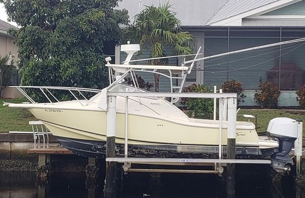 Used Scout 280 Abaco Sports Fishing Boat For Sale