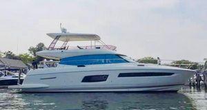 New Prestige 550 Flybridge Boat For Sale