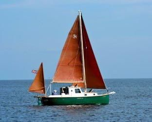 Used Nimble Artic Pilot Sailboat For Sale