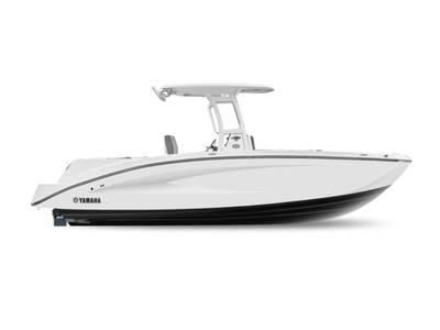 New Yamaha Boats 252 FSH® SPORT Center Console Fishing Boat For Sale