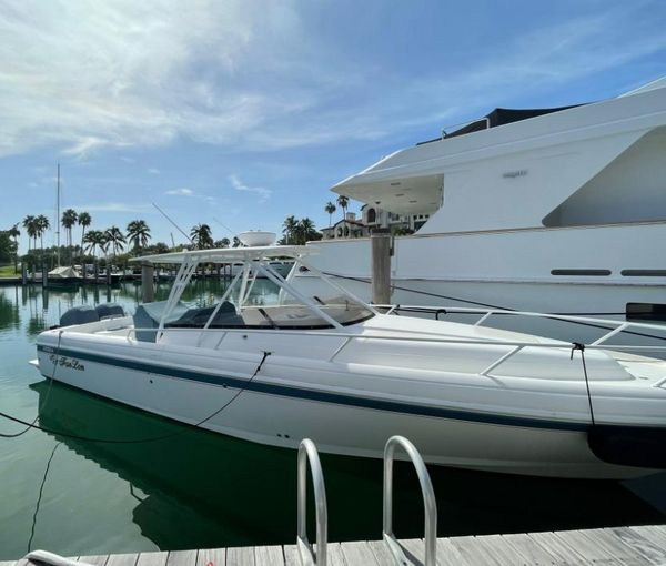 Used Intrepid 35 Motor Yacht For Sale