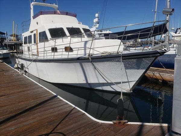 Used Cheoy Lee Cruiser Boat For Sale