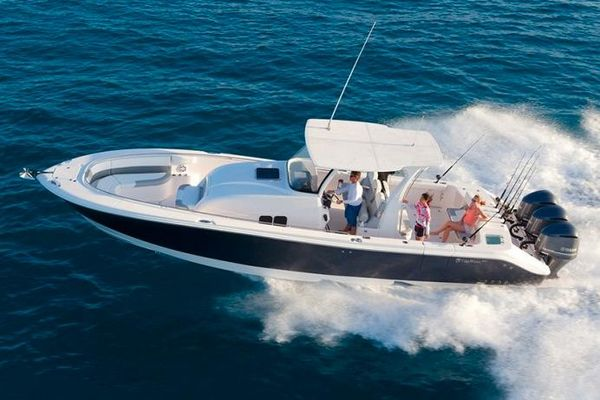 Used Edgewater 368 Cc Saltwater Fishing Boat For Sale