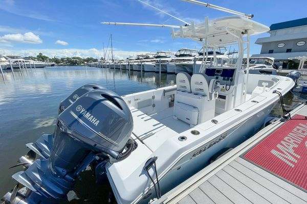 Used Release 240 RX Sports Fishing Boat For Sale