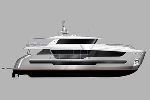 New Hargrave Expedition Series Motor Yacht For Sale