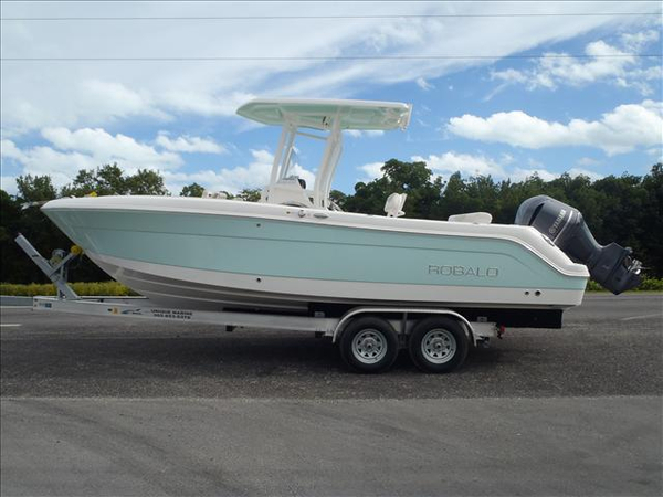 2016 new robalo center console fishing boat for sale for Center console fishing boats for sale