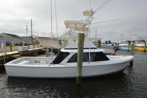Used Bertram Sportfish Sports Fishing Boat For Sale