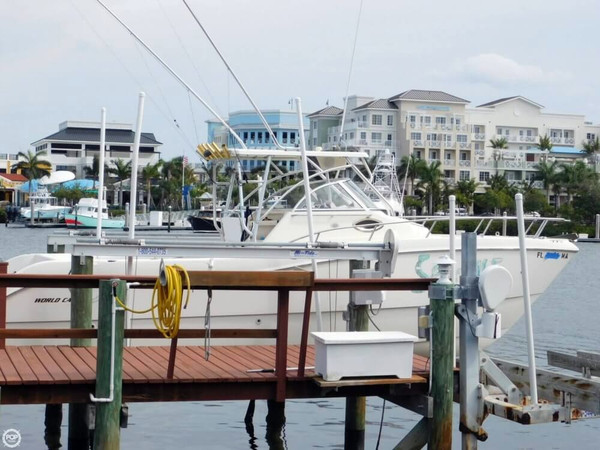Used World Cat 266 SC Power Catamaran Boat For Sale