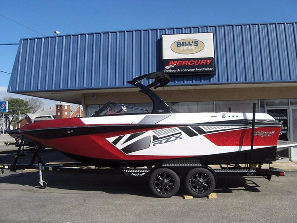 New Tige RZX Ski and Wakeboard Boat For Sale