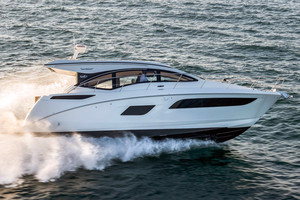 New Sea Ray 400 Sundancer Cruiser Boat For Sale
