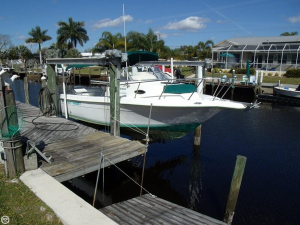Used Key West 2300 WA Walkaround Fishing Boat For Sale
