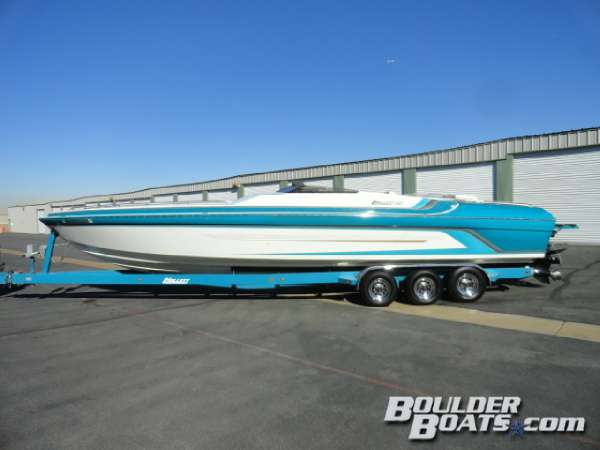 Used Hallett 340 Other Boat For Sale