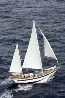 Used Formosa 51 Cruiser Sailboat For Sale