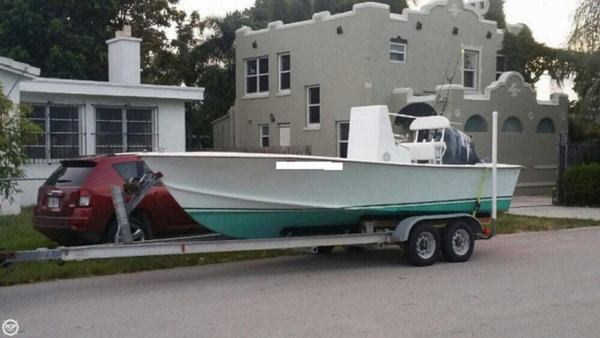 Used Cuda Craft 19 Center Console Fishing Boat For Sale