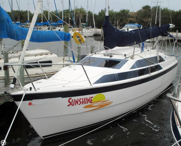 Used Tattoo 26 Racer and Cruiser Sailboat For Sale