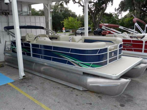 New Sweetwater 2486 Pontoon Boat For Sale