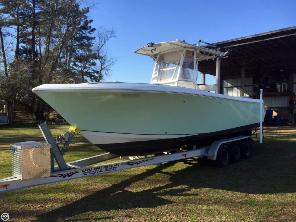 2006 used sailfish 2660 cc center console fishing boat for for Used fishing boats for sale in eastern nc