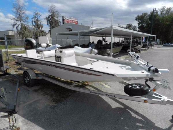 New Ranger RP190 Aluminum Fishing Boat For Sale