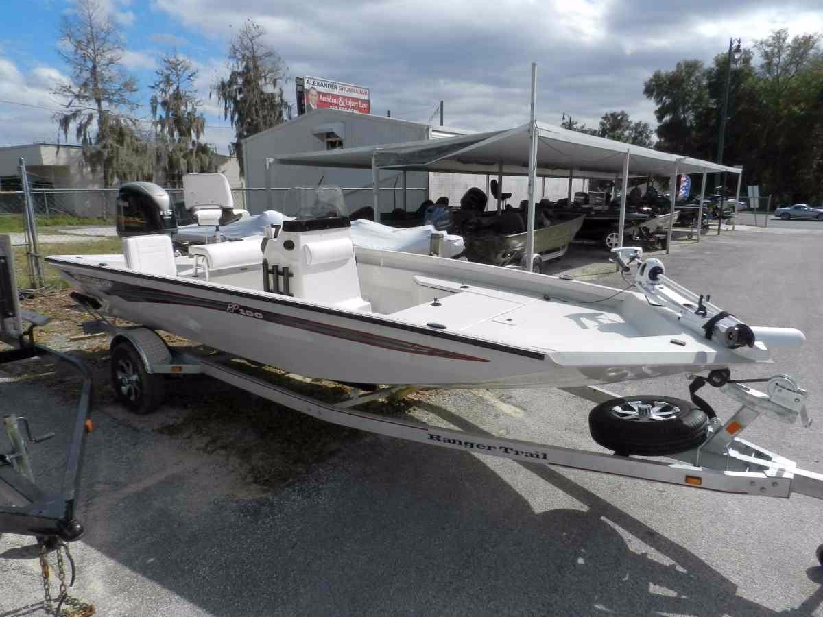 Yamaha 115 Four Stroke 2016 New Ranger RP190 Aluminum Fishing Boat For Sale - $28,295 ...
